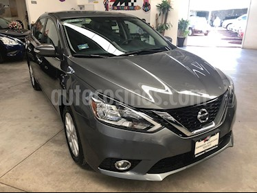 Foto Nissan Sentra Advance usado (2018) color Gris precio $229,000