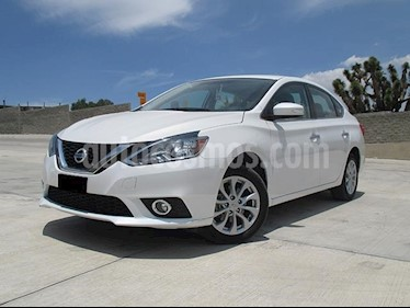 Foto venta Auto usado Nissan Sentra Advance (2018) color Blanco precio $245,000