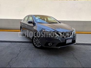foto Nissan Sentra Advance usado (2018) color Gris precio $235,000