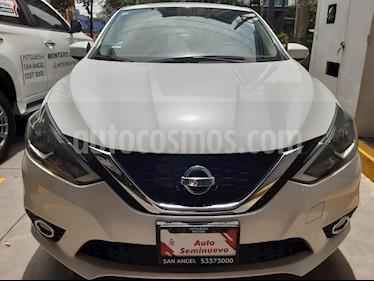 Foto venta Auto usado Nissan Sentra Advance (2017) color Blanco precio $199,000