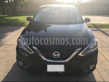 Foto Nissan Sentra Advance usado (2017) color Negro precio $199,999