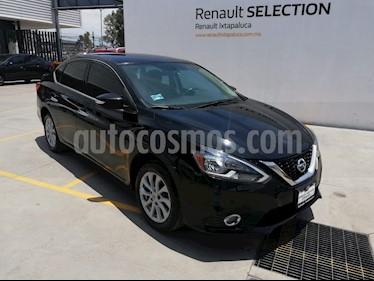 Foto venta Auto usado Nissan Sentra Advance (2017) color Negro precio $220,000