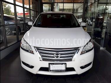 Foto venta Auto usado Nissan Sentra Advance (2013) color Blanco Perla precio $132,000