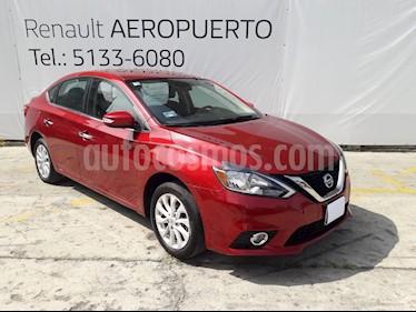 Foto venta Auto usado Nissan Sentra Advance (2017) color Rojo precio $203,000