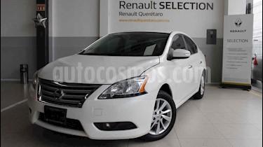 Foto venta Auto usado Nissan Sentra Advance (2016) color Blanco precio $190,000