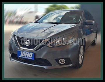 Nissan Sentra Advance Safety Pack usado (2017) color Gris Oscuro precio $780.000