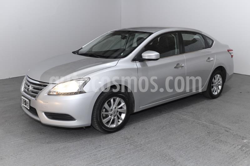 Nissan Sentra Sense usado (2014) color Gris Claro precio $1.035.000