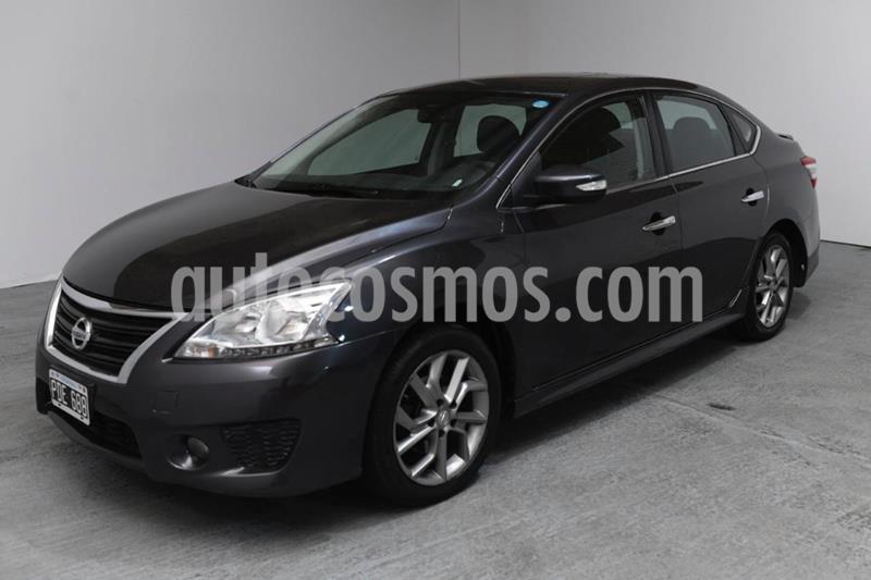 Nissan Sentra SR usado (2015) color Gris Oscuro precio $1.200.000