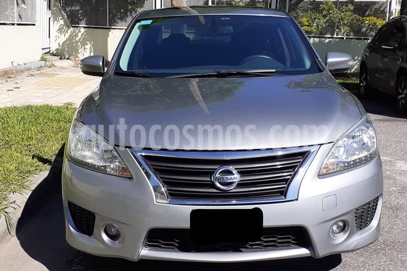 Nissan Sentra SR CVT usado (2015) color Gris precio $985.000