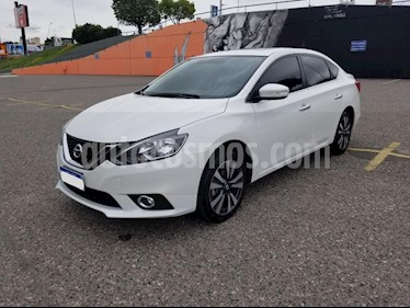 foto Nissan Sentra Exclusive Xtronic CVT usado (2019) color Blanco precio $1.200.000
