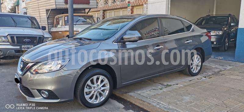 Nissan Sentra Advance Pure Drive usado (2017) color Gris Oxford precio $1.050.000