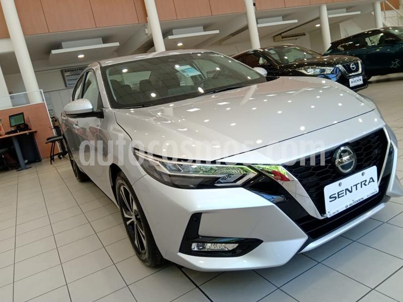 Nissan Sentra Advance CVT nuevo color Gris Plata  precio $2.194.900