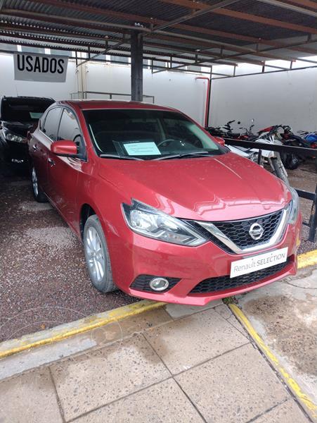 Foto Nissan Sentra Advance usado (2020) color Rojo precio $2.484.000