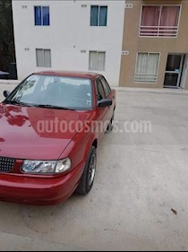 Foto Nissan Sentra Clasico usado (2009) color Rojo precio u$s8.700