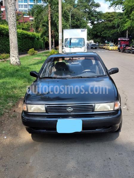 Nissan Sentra DH 1600CC- usado (1996) color Gris precio $6.700.000