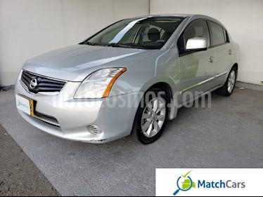 Nissan Sentra 2.0L E Aut usado (2012) color Plata precio $19.990.000