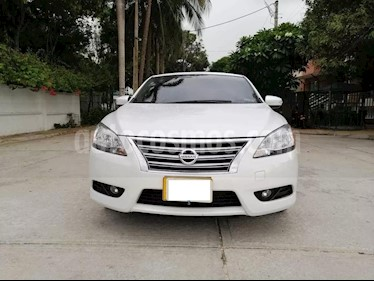 Nissan Sentra DH 1600CC- usado (2016) color Blanco precio $34.000.000