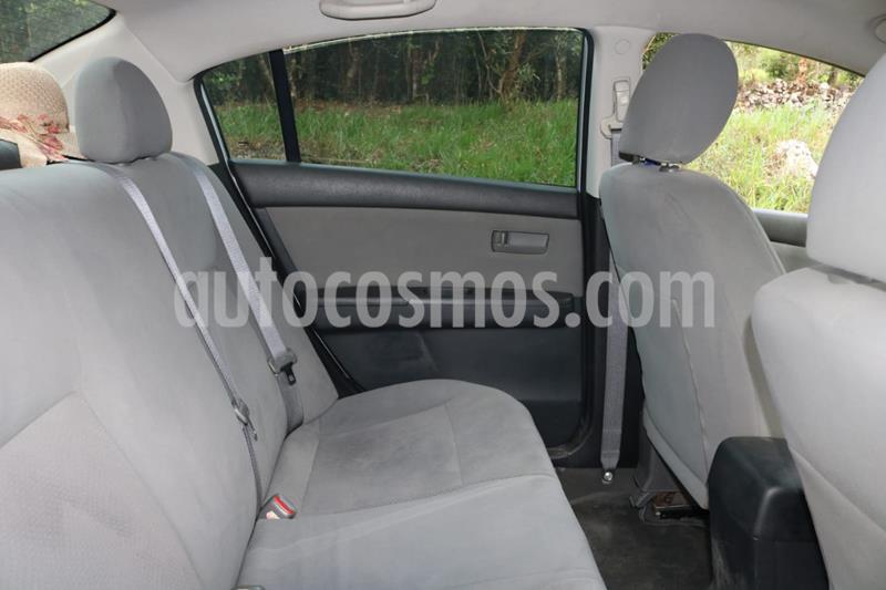 Nissan Sentra 2.0L E usado (2011) color Plata precio $23.500.000