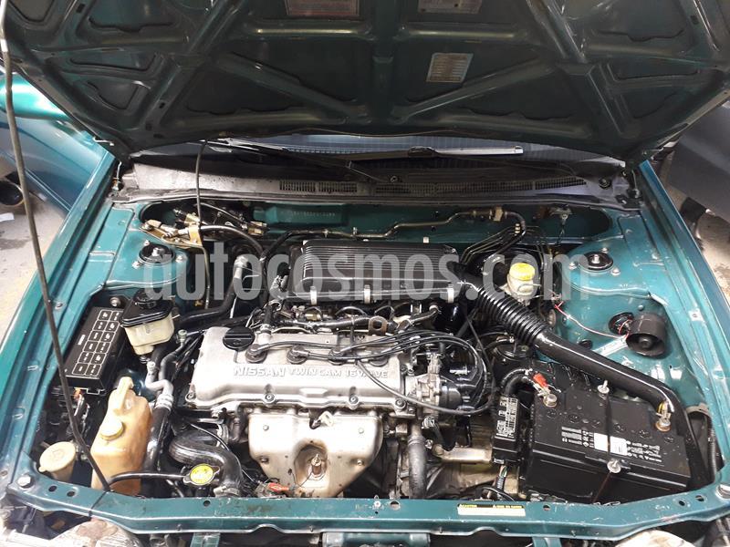Nissan Sentra 1.6L usado (1998) color Verde precio $9.500.000