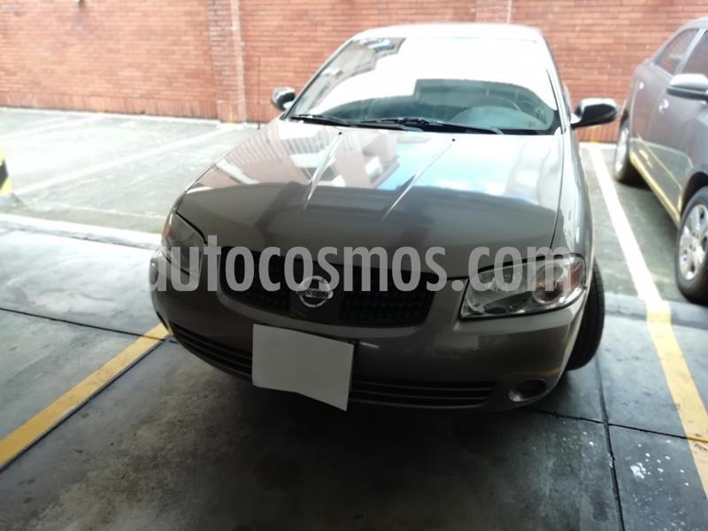 Nissan Sentra SR  usado (2005) color Gris precio $12.000.000