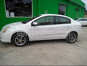 Foto venta Auto Seminuevo Nissan Sentra Custom CVT Xtronic (2012) color Blanco precio $110,000