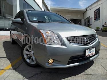 Foto venta Auto usado Nissan Sentra Custom CVT Xtronic (2012) color Plata precio $120,000