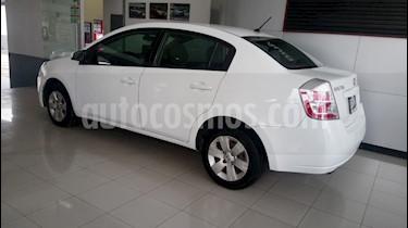 foto Nissan Sentra Custom usado (2009) color Blanco precio $70,000