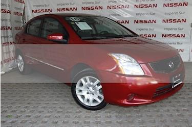 Foto venta Auto usado Nissan Sentra Custom (2010) color Rojo precio $98,000