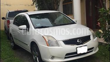Nissan Sentra Custom usado (2011) color Blanco precio $115,000