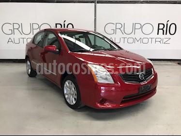 foto Nissan Sentra Custom usado (2010) color Marrón precio $105,000