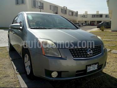 Foto venta Auto usado Nissan Sentra Custom (2007) color Gris precio $79,502