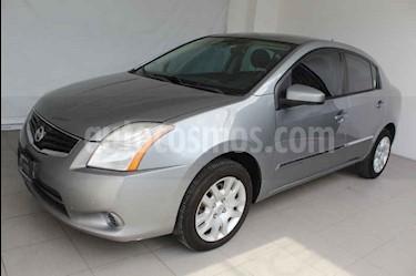 Foto Nissan Sentra Custom usado (2012) color Gris precio $119,000