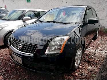 Foto venta Auto usado Nissan Sentra Custom (2007) color Negro precio $85,000