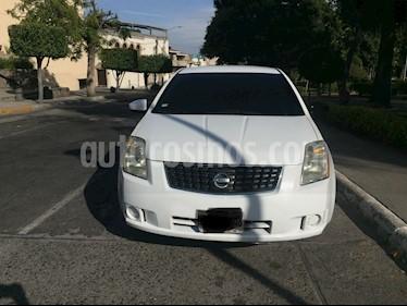 Nissan Sentra Custom usado (2008) color Blanco precio $85,900