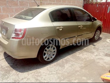 Foto venta Auto usado Nissan Sentra Custom (2011) color Arena precio $94,000