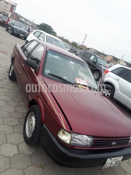 Nissan Sentra Sentra Aut usado (1995) color Rojo precio u$s5.000