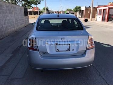 Nissan Sentra Elite CVT Xtronic usado (2011) color Plata precio $110,000