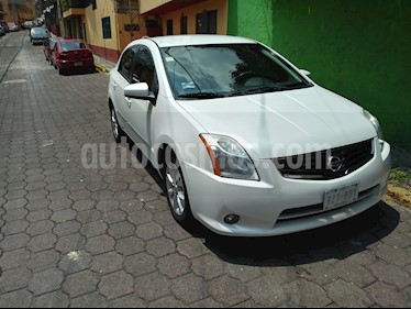 Nissan Sentra Emotion CVT Xtronic usado (2011) color Blanco Perla precio $100,000