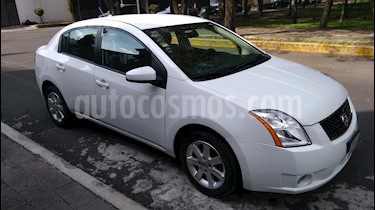 Foto Nissan Sentra Emotion CVT Xtronic usado (2008) color Blanco precio $79,000
