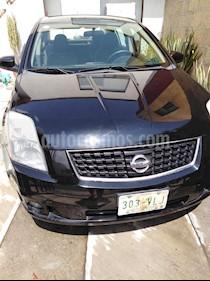 Nissan Sentra Emotion CVT Xtronic usado (2008) color Negro precio $80,000