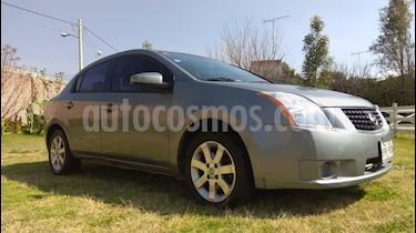 Foto venta Auto usado Nissan Sentra Emotion CVT Xtronic (2008) color Gris precio $90,000
