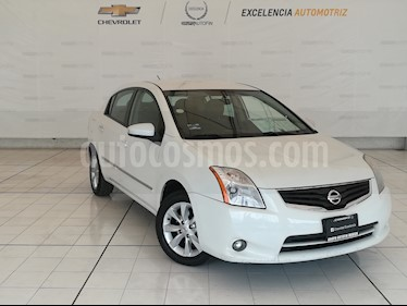 Foto venta Auto usado Nissan Sentra Emotion CVT Xtronic (2012) color Blanco Perla precio $125,000