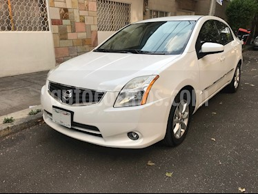 Nissan Sentra Emotion CVT Xtronic usado (2010) color Blanco precio $110,000