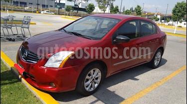 Nissan Sentra Emotion CVT Xtronic usado (2012) color Rojo precio $108,000