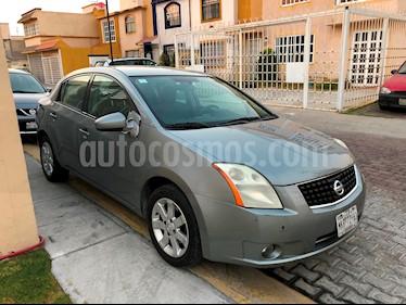 Foto Nissan Sentra Emotion CVT Xtronic usado (2009) color Gris precio $74,500