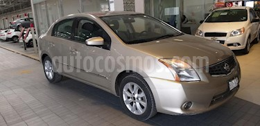 Foto venta Auto usado Nissan Sentra Emotion CVT Xtronic (2010) color Beige precio $105,000