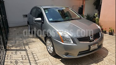 Nissan Sentra Emotion usado (2012) color Gris Oxford precio $110,000