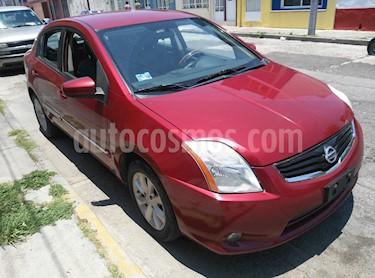 Foto venta Auto usado Nissan Sentra Emotion (2012) color Rojo Burdeos precio $108,500