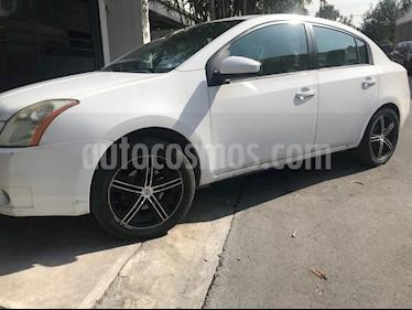 Foto venta Auto usado Nissan Sentra Emotion (2008) color Blanco precio $85,000