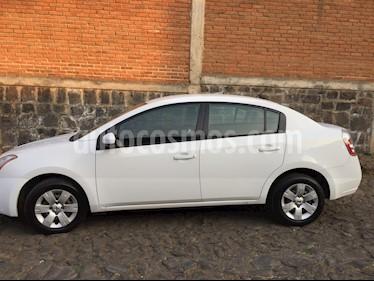 Nissan Sentra Emotion usado (2008) color Blanco precio $92,000